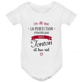 Body bébé Perfection - Tonton