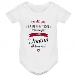 Body bébé Perfection - Tonton