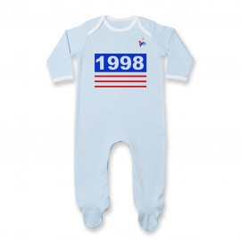 Pyjama bébé Foot 1998