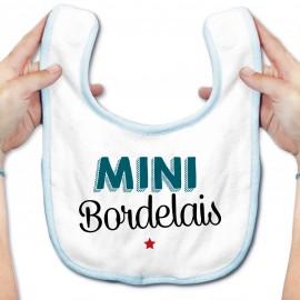 Bavoir bébé Mini Bordelais