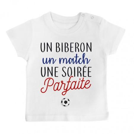 T-Shirt bébé Une soirée parfaite