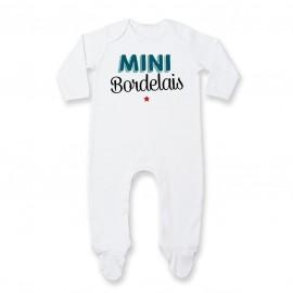 Pyjama bébé Mini Bordelais