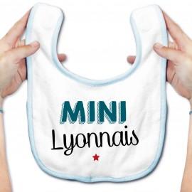 Bavoir bébé Mini Lyonnais
