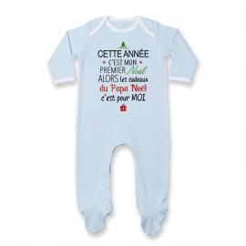 Pyjama bébé les cadeaux...