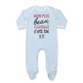 Pyjama bébé mon plus beau...