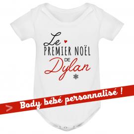 Body bébé personnalisé le...