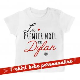 T-shirt bébé personnalisé...