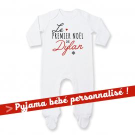 Pyjama bébé personnalisé le...