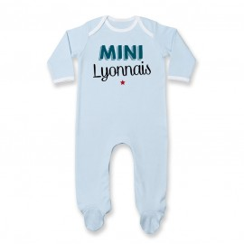 Pyjama bébé Mini Lyonnais