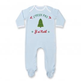 Pyjama bébé j'peux pas j'ai...