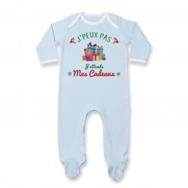 Pyjama bébé j'peux pas...