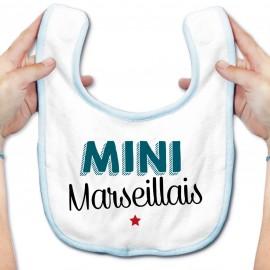 Bavoir bébé Mini Marseillais