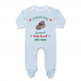 Pyjama bébé j'peux pas je...