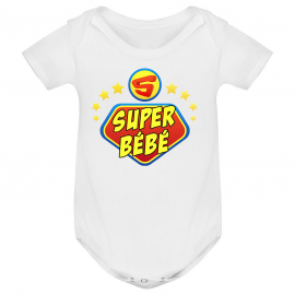 Body bébé super bébé