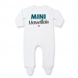 Pyjama bébé Mini Marseillais