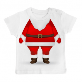 T-shirt bébé Père Noël