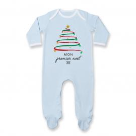 Pyjama bébé mon premier noel
