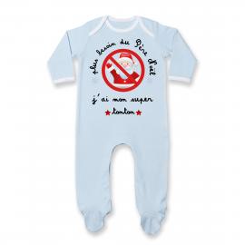 Pyjama bébé plus besoin du...