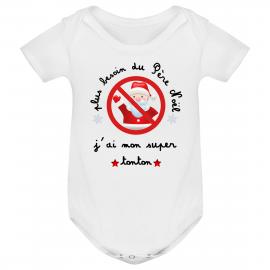 Body bébé plus besoin du...