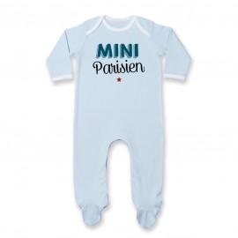 Pyjama bébé Mini Parisien