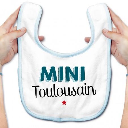Bavoir bébé Mini Toulousain