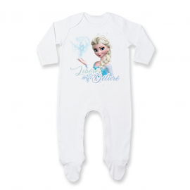 Pyjama bébé Libéré Délivré