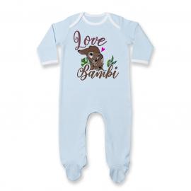 Pyjama bébé Love Bambi