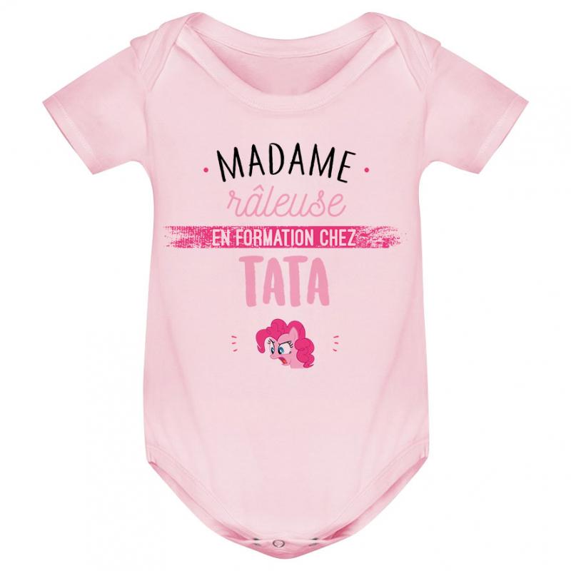 Body bébé Madame râleuse - Tata