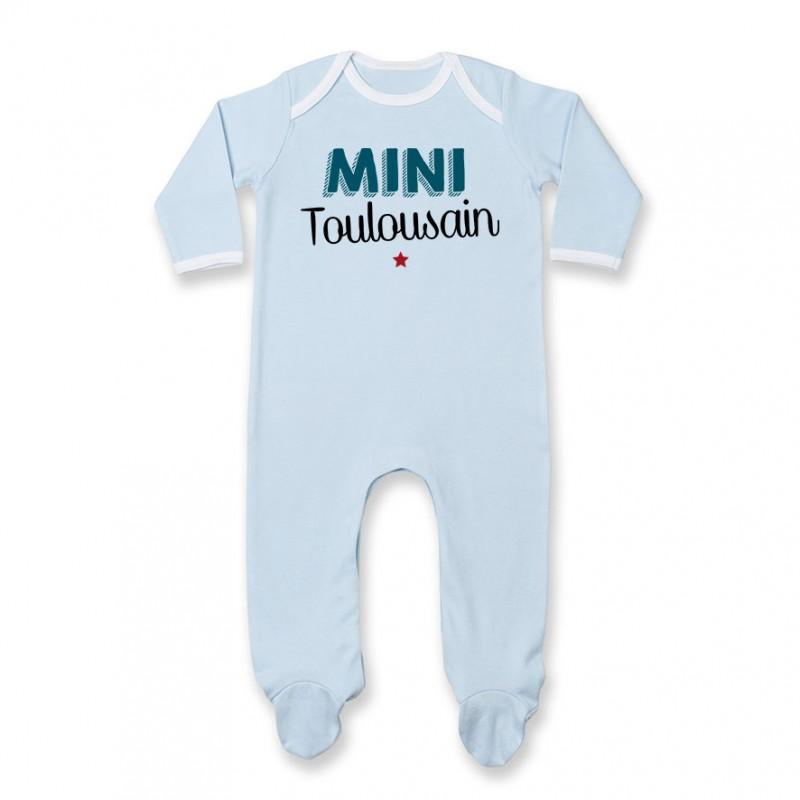 Pyjama bébé Mini Toulousain
