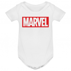 Body bébé Marvel