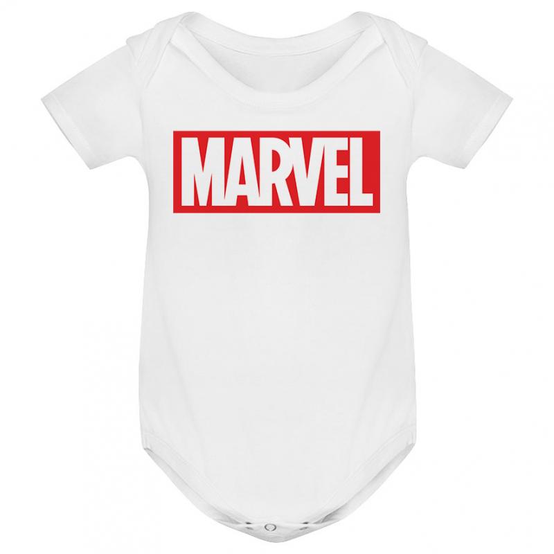 Body bébé Marvel