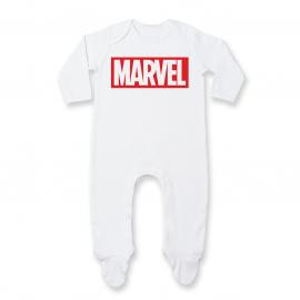 Pyjama bébé Marvel