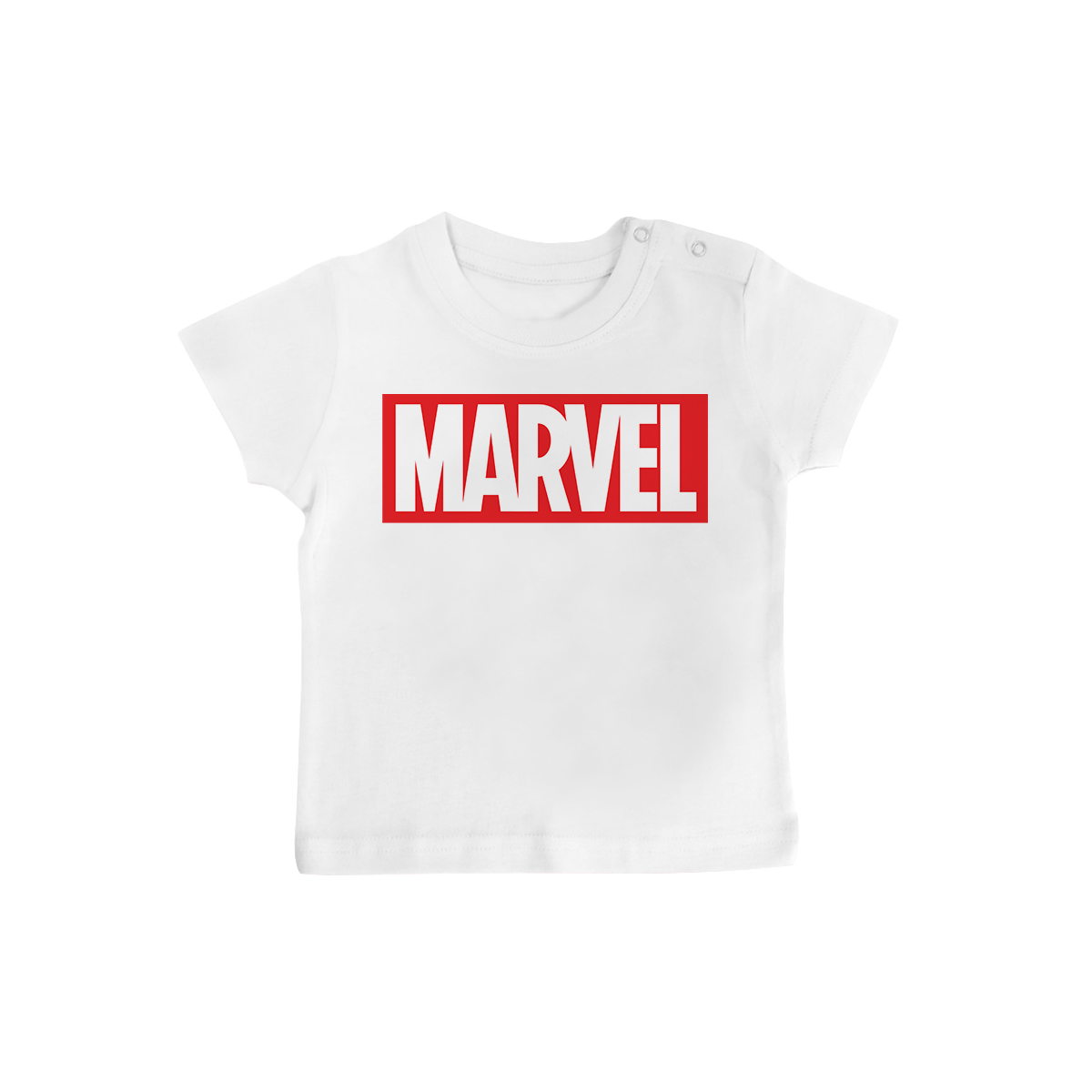 T-shirt bébé Marvel
