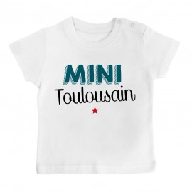 T-Shirt bébé Mini Toulousain