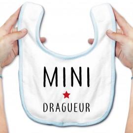 Bavoir bébé Mini dragueur