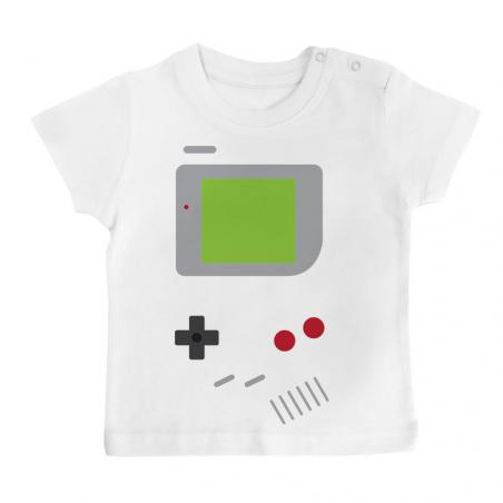 T-shirt bébé Nintendo