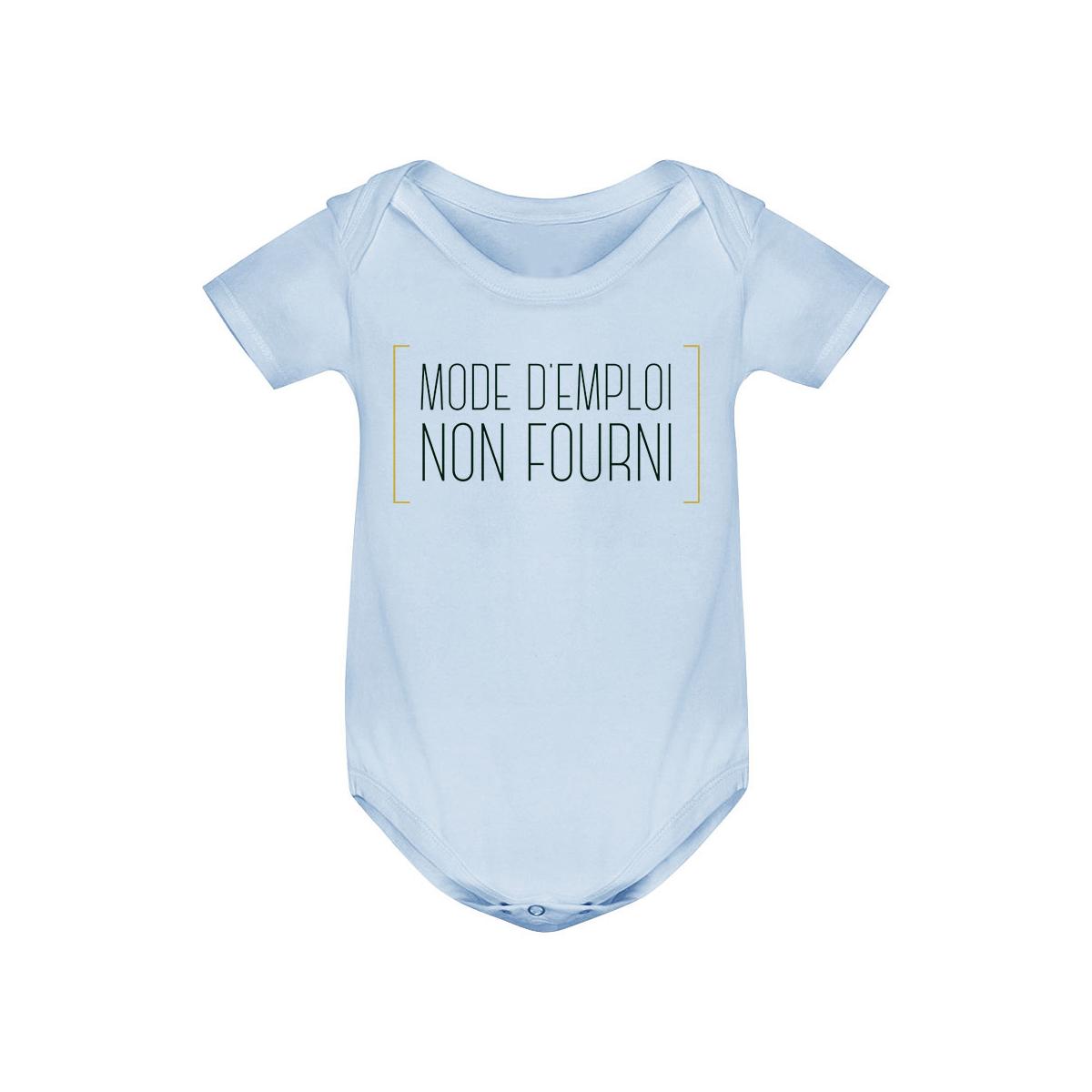 Body bébé Mode d'emploi non fourni
