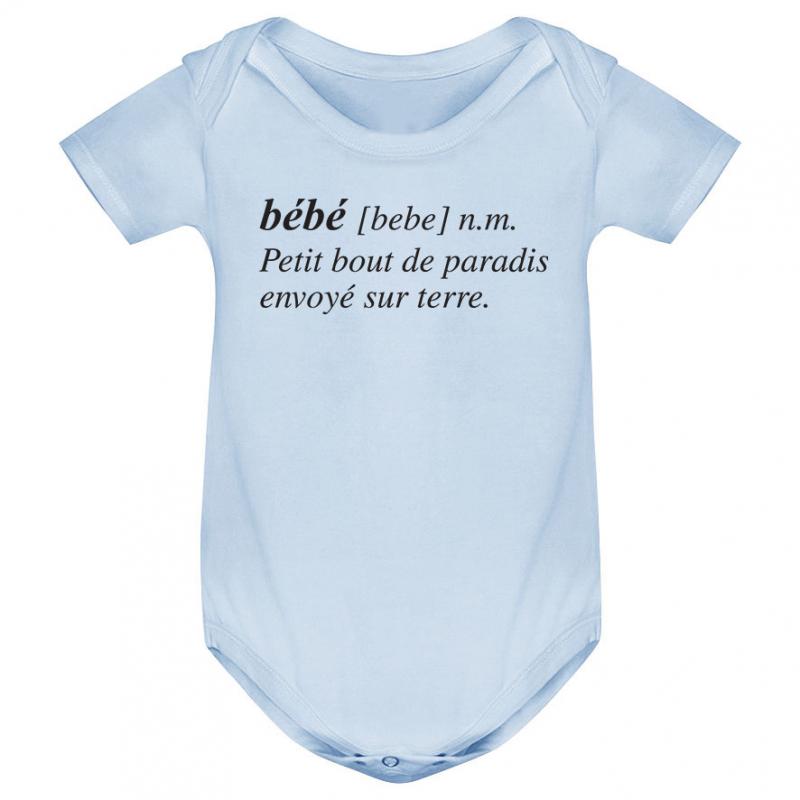 Body bébé Bébé définition
