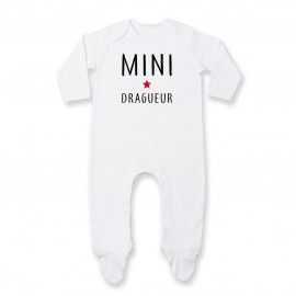 Pyjama bébé Mini dragueur