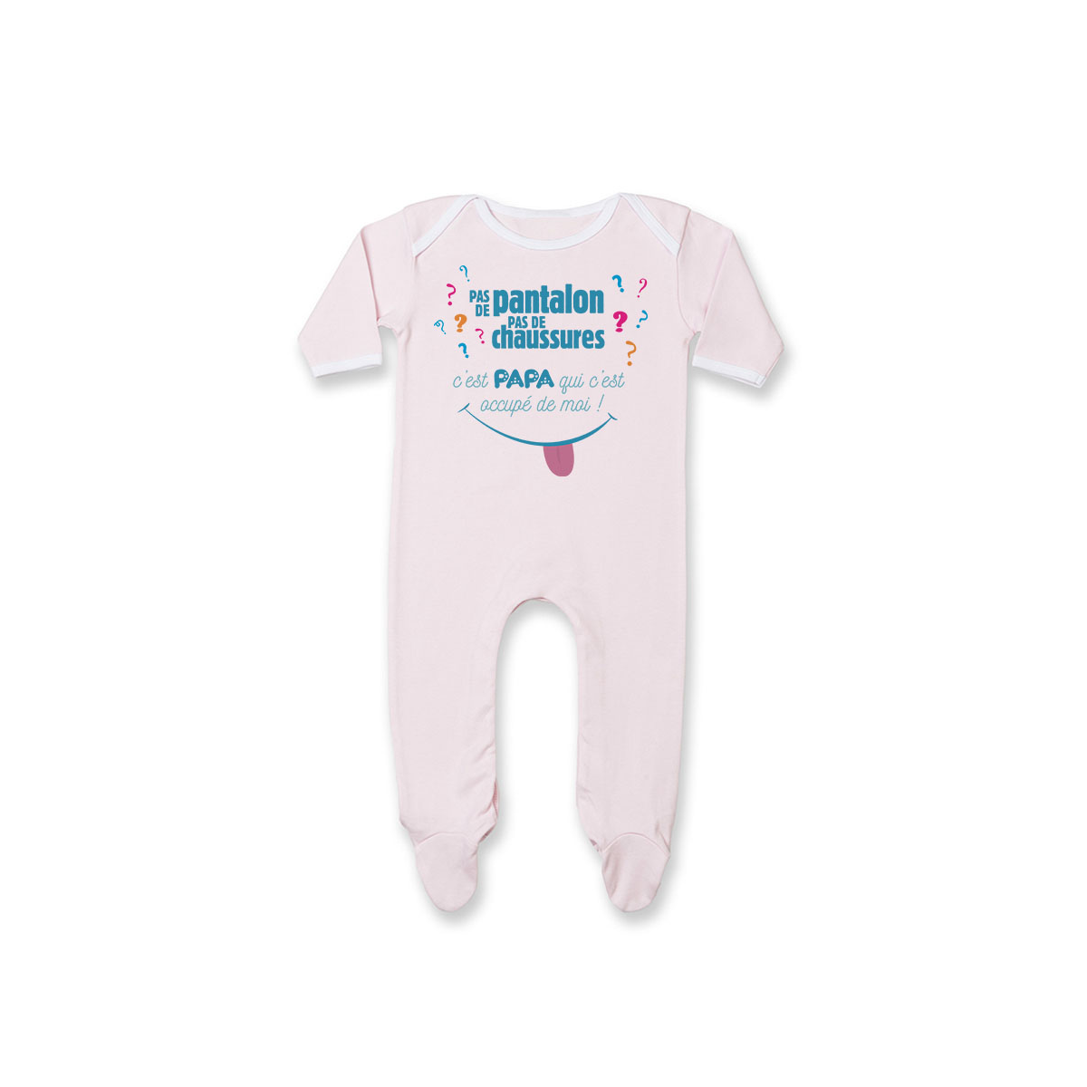 Pyjama bébé Pas de pantalon