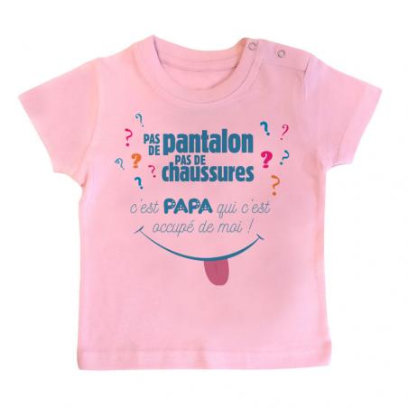 T-shirt bébé Pas de pantalon