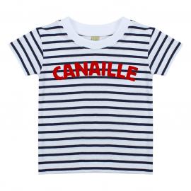 T-shirt Marinière Canaille