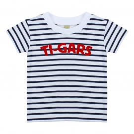 T-shirt Marinière Ti-gars