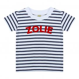 T-shirt Marinière Zolie