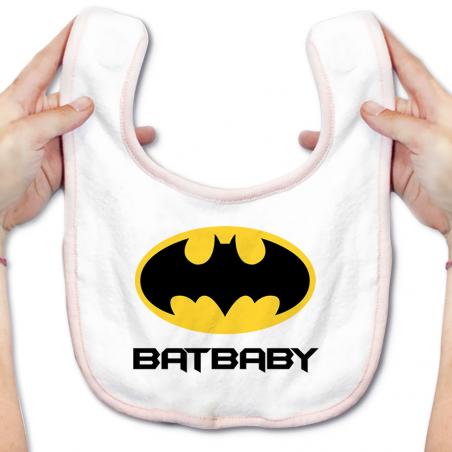 Bavoir bébé Batbaby