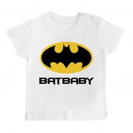 T-shirt bébé Batbaby