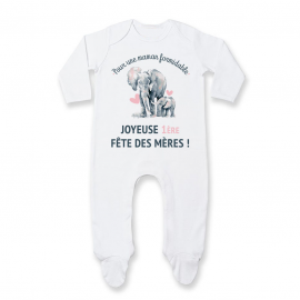 Pyjama bébé Joyeuse fête des mères