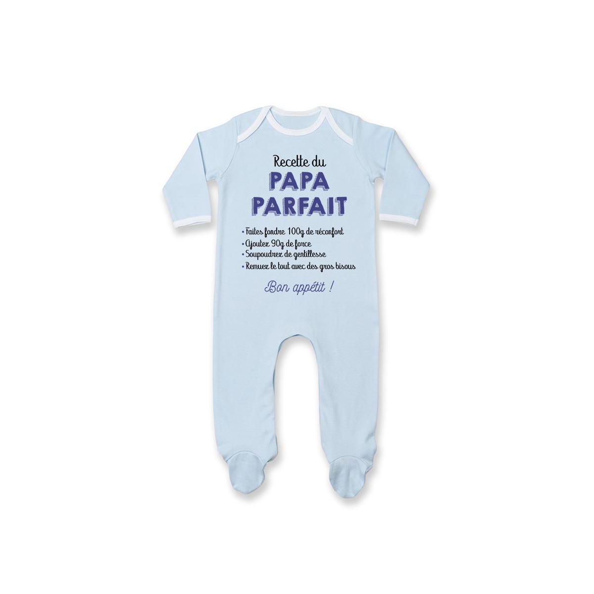 Pyjama bébé Recette du papa parfait