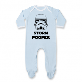 Pyjama bébé Stormpooper