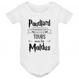 Body bébé Je suis né à Tours